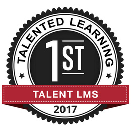 Talented LMS Learning Award 2017